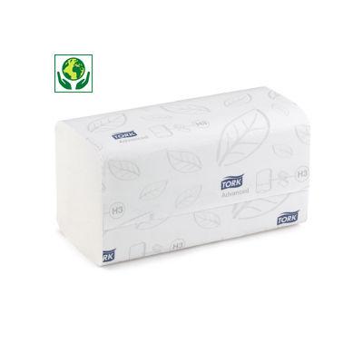 Papel seca manos Advanced Tork®