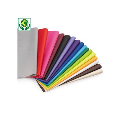 Papel de seda de color en hojas RAJA®