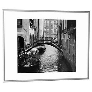 Paperflow Cadre décoration 40,7 X 50,7 x 1,5 cm,  Alu