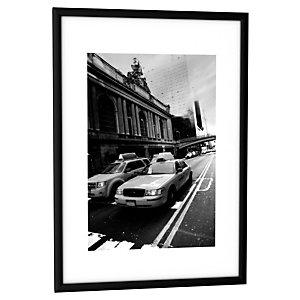 Paperflow Cadre décoration 50,7 X 70,7 X 1,5 cm, Noir
