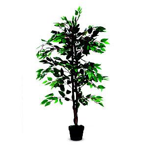 Paperflow Pianta artificiale Ficus Benjamin, Altezza 120 cm