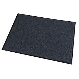 PAPERFLOW Tapis d'accueil anti salissures grattant Green & Clean écologique - 60 x 80 cm