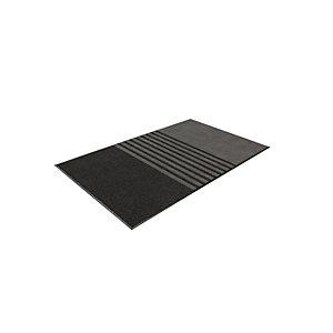 Paperflow Tapis d'accueil anti salissures universel 3 en 1 - 90 x 150 cm