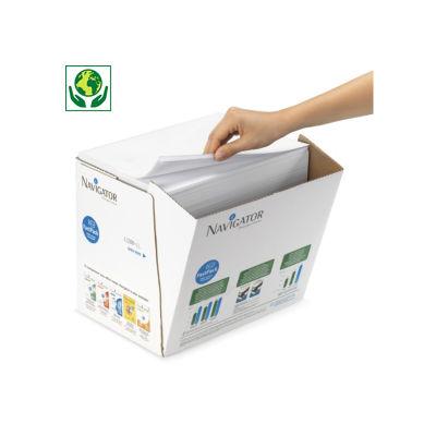 Papier A4 80g en boîte distributrice NAVIGATOR