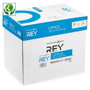Papier A4 80g en boîte distributrice REY