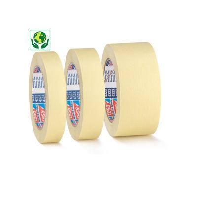 Papier adhésif de masquage qualité standard 60° C TESA®