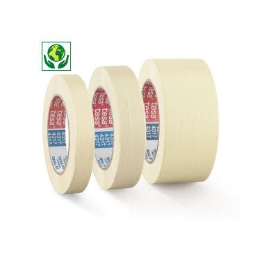Papier adhésif de masquage qualité supérieure 80° C TESA®