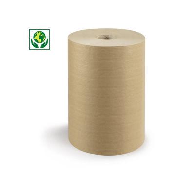 Papier alimentaire kraft brun en rouleau