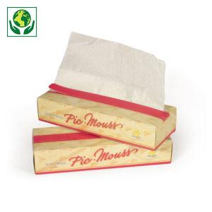 Papier alimentaire mousseline en boîte distributrice Pic Mouss