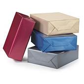 Papier cadeau couleur effet nacré Soft Colours
