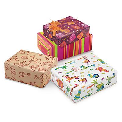 Papier cadeau enfant##Kinder-Geschenkpapier