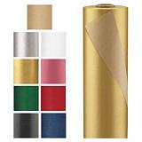 Papier cadeau kraft couleur