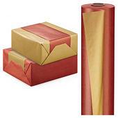 Papier cadeau réversible