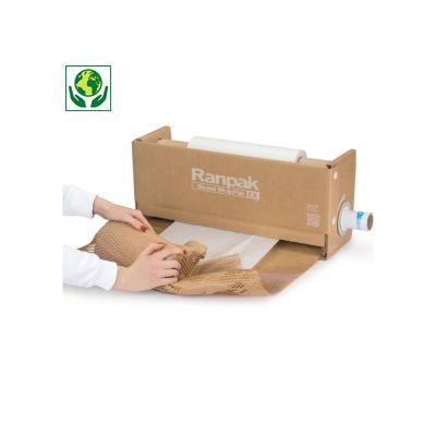 Papier de calage GeamiWrapPak® EX MINI en boîte distributrice