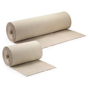 Papier gaufré recyclé en rouleau