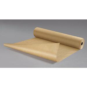 Papier kraft naturel 70g en rouleau 1,20 x 300 m.