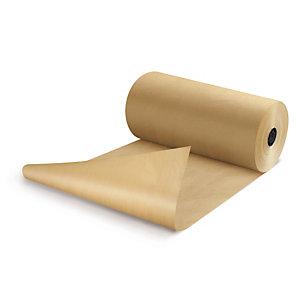 Papier kraft naturel 90g en rouleau 1 m x 250 m.