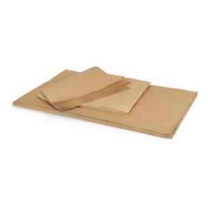 Papier kraft naturel en feuille Super Qualité standard 90 g/m² RAJA