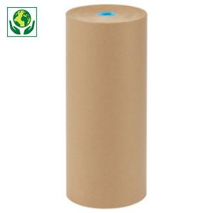 Papier kraft recyclé Eco Qualité industrielle 90g/m² en rouleau RAJA