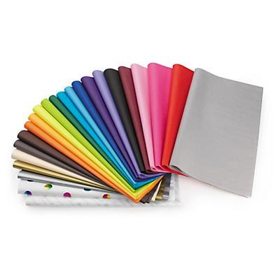 Papier de soie couleur et fantaisie en rame RAJA