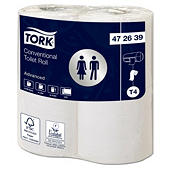 Papier toilette Advanced 200 et 300 TORK