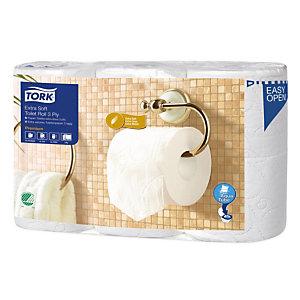 Papier toilette Aquatube Tork, 42 rouleaux