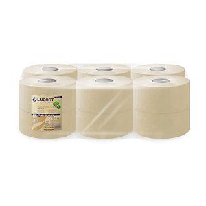 Papier toilette Econatural 180, 12 mini bobines