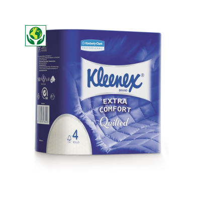 Papier toilette extra confort KLEENEX
