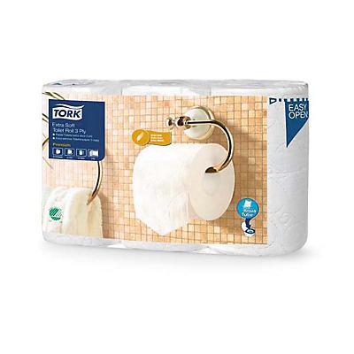 Papier toilette Extra-doux TORK