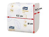 Papier toilette feuilles Premium TORK
