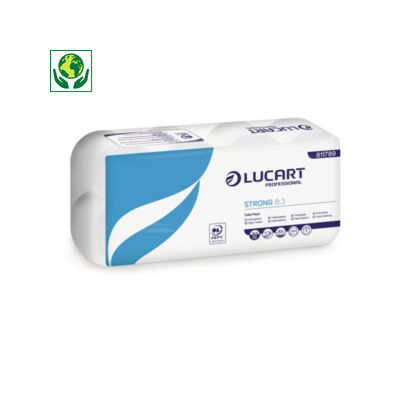 Papier toilette grand confort strong Lucart