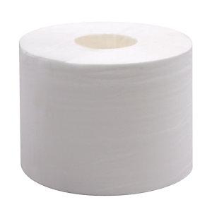 Papier toilette grande autonomie  Lucart Strong L- One, 12 rouleaux