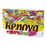 Papier toilette grande autonomie  Renovagreen,60 rouleaux##Toiletpapier grote autonomie Renovagreen, 60 rollen