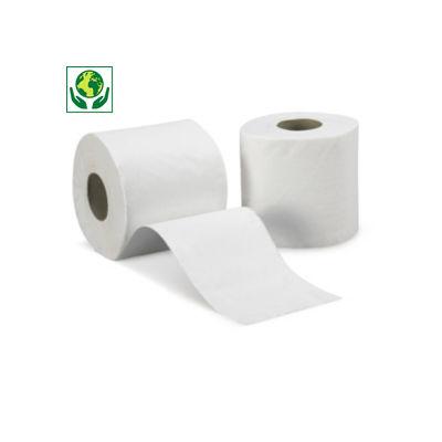Papier toilette microgaufré