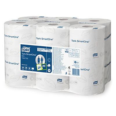 Papier toilette Mini et Maxi SMARTONE