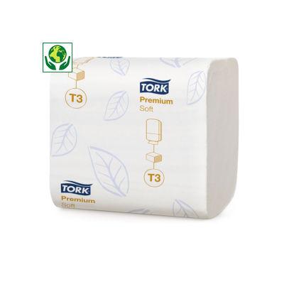 Papier toilette en paquet Premium TORK