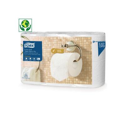 Papier toilette Premium extra-doux Tork##Premium toiletpapier extra zacht Tork