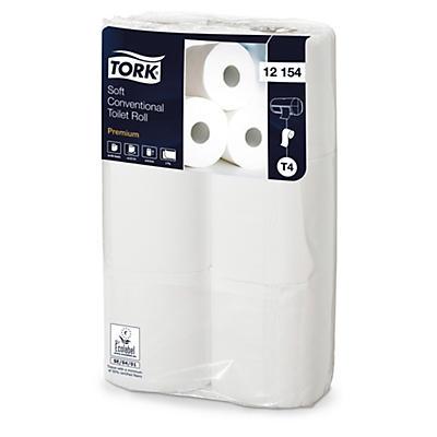 Papier toilette Premium Soft et Extra doux TORK