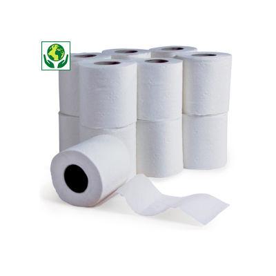 Papier toilette rouleaux 150 feuilles