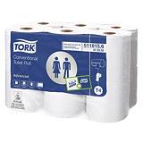 Papier toilette Tork Advanced 200, 48 rouleaux##Toiletpapier Tork Advanced 200, 48 rollen