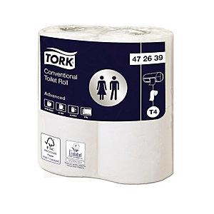 Papier toilette Tork Advanced 200, colis de 48 rouleaux