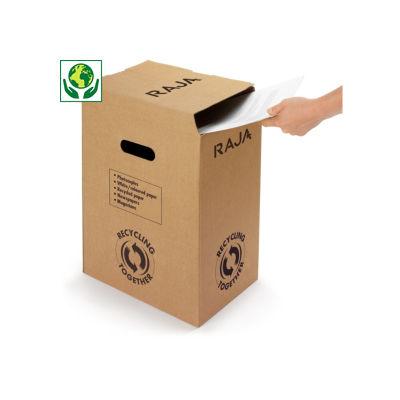 Bac à papier 70 % recyclé##Papierbak 70% gerecycleerd