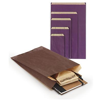 Papierbeutel in klassischen Farben - RESTPOSTEN