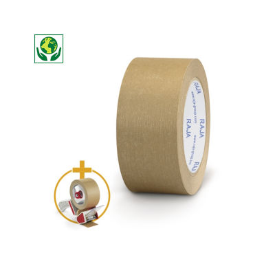 Ruban adhésif en papier, 57 g/m²##Papieren tape, 57 g/m²