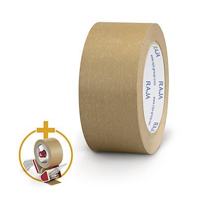 Ruban adhésif en papier Résistant Raja##Papieren tape Extra sterk Raja