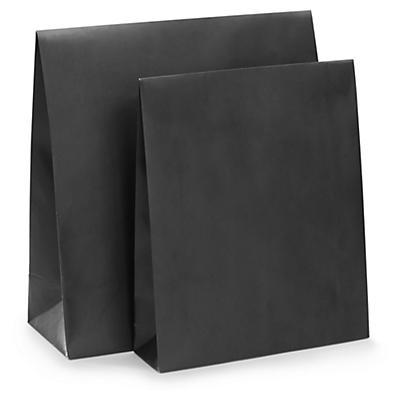 Papiertaschen mit Haftklebeverschluss