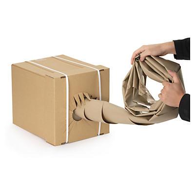 Papírová výplň v boxu