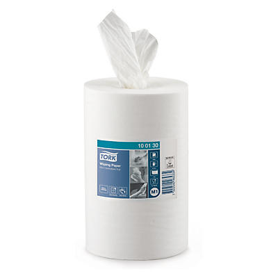 Papírové utěrky v malé a velké roli TORK®
