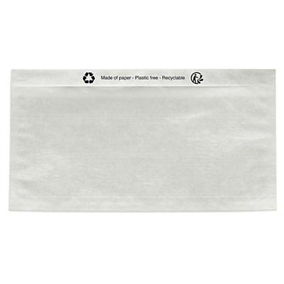 Papírový obal na doprovodnou dokumentaci
