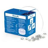 Páskovací sada textilní vázací pásky v přepravní krabici RAJASTRAP